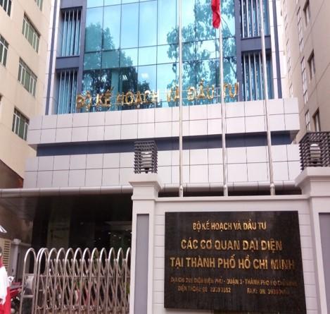 Sở kế hoạch và Đầu tư TP.HCM